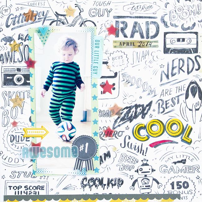 Alex Gadji - Awesome