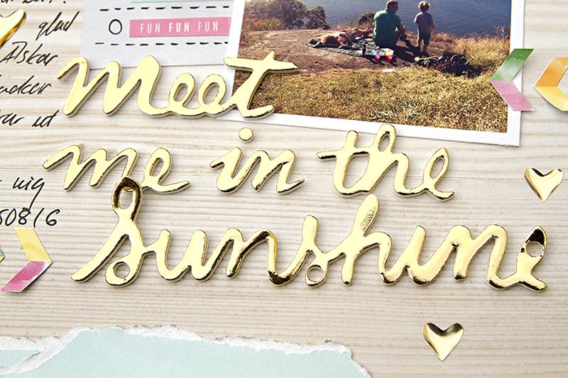 Alex Gadji - Meet me in the sunshine closeup2