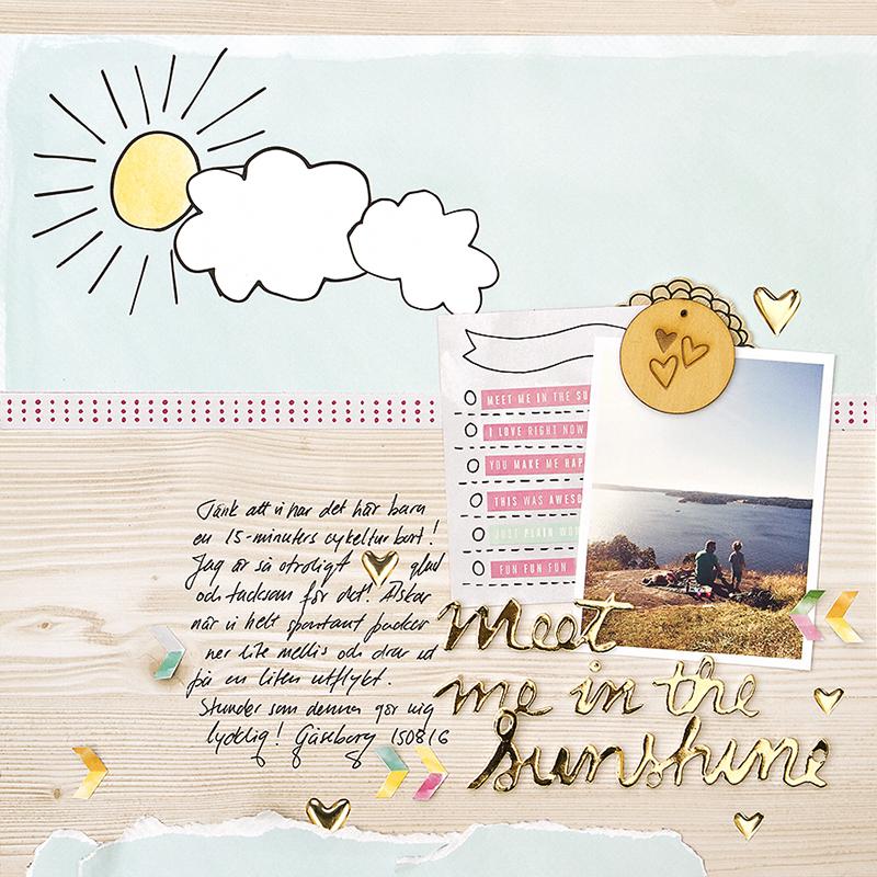 Alex Gadji - Meet me in the sunshine