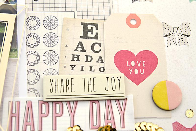 Alex Gadji - Share the joy closeup2