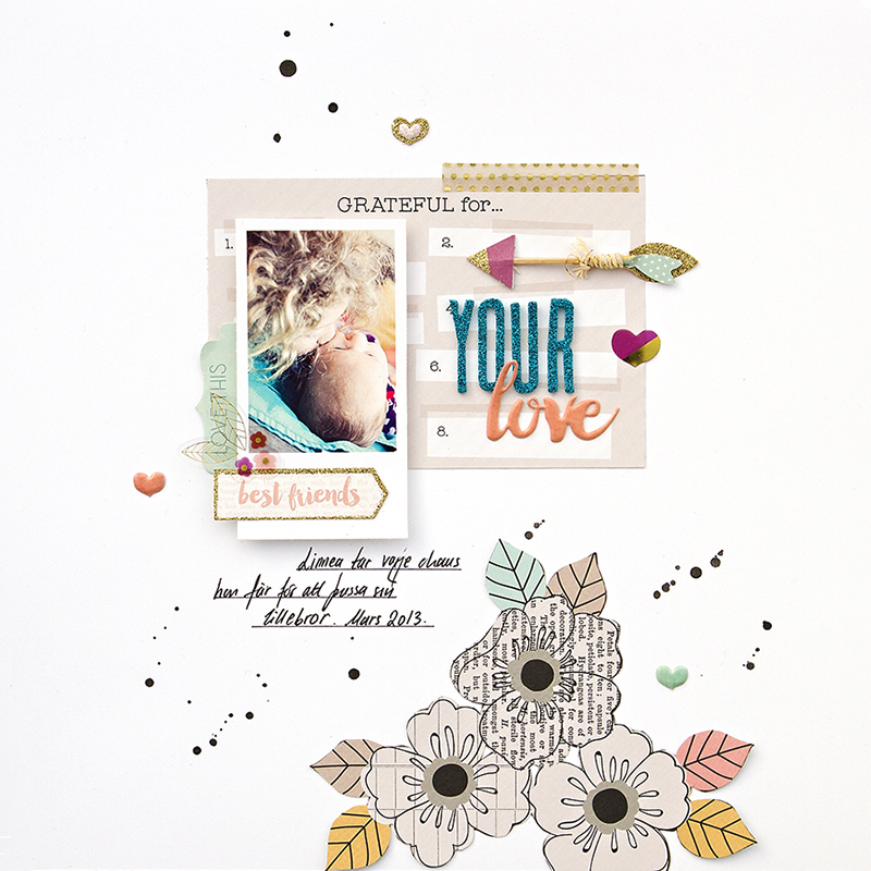 Alex Gadji - Your love