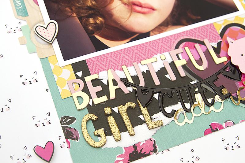 Alex Gadji - Beautiful Girl closeup1