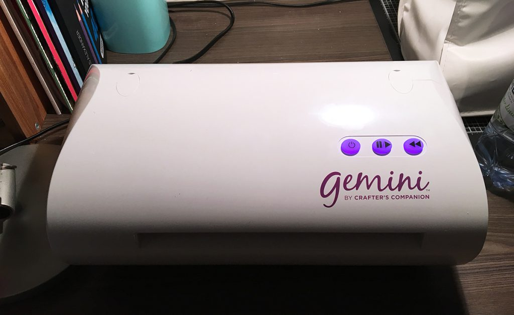 gemini-die-cutter