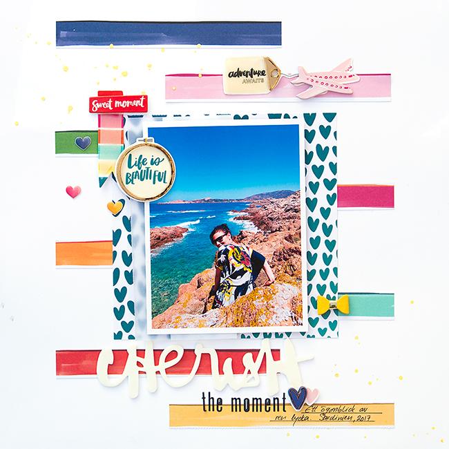 Alex Gadji - Cherish the moment - Amy Tangerine Hustle & Heart