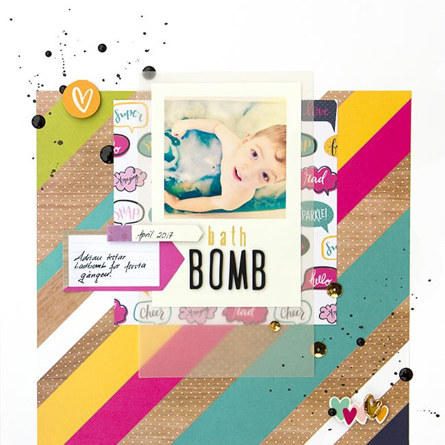 Alex Gadji - Bath Bomb - Shimelle Glitter Girl