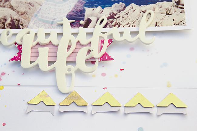 Alex Gadji - Beautiful Life - Shimelle Glitter Girl - Detail2