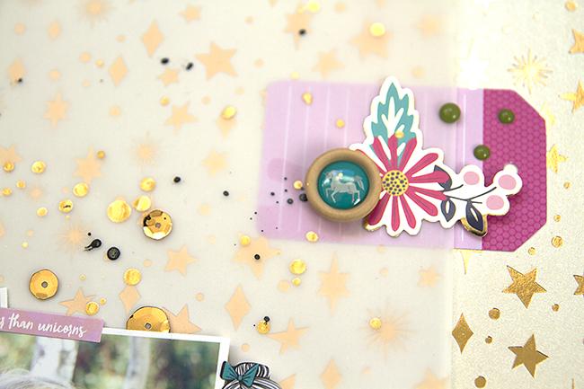 Alex Gadji - XoXo - Shimelle Glitter Girl -Detail3